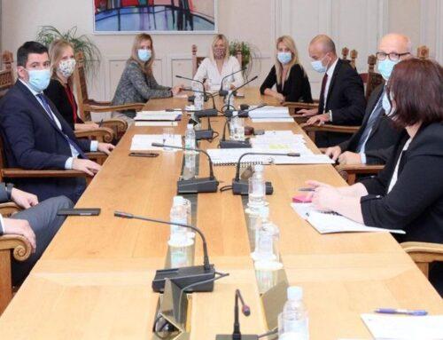 Održan sastanak članova Nacionalnog vijeća za praćenje provedbe Strategije suzbijanja korupcije o pravu na pristup informacijama