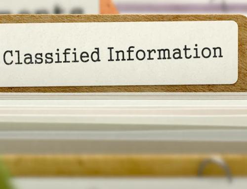Webinar za službenike za informiranje o klasificiranim informacijama