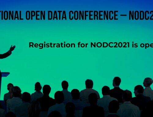 Nacionalna konferencija o otvorenim podacima – NODC2021, 20. – 22. rujna 2021.